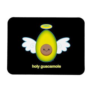 Guacamole santo iman de vinilo
