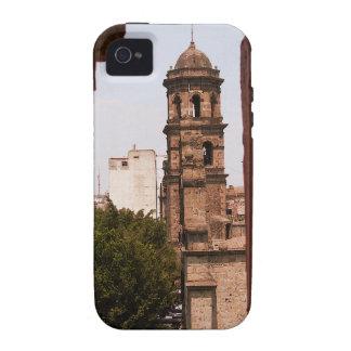 Guadalajara Church iPhone 4/4S Cases