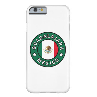 Guadalajara Mexico Barely There iPhone 6 Case