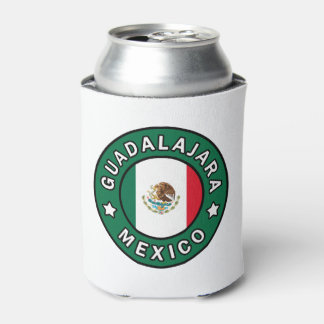 Guadalajara Mexico Can Cooler