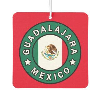 Guadalajara Mexico Car Air Freshener