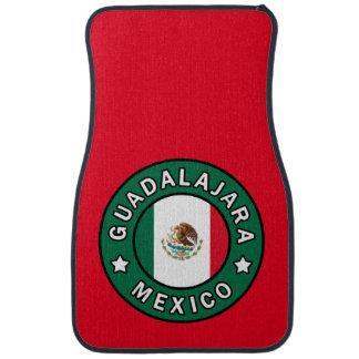 Guadalajara Mexico Car Floor Mat