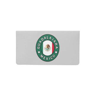 Guadalajara Mexico Checkbook Cover