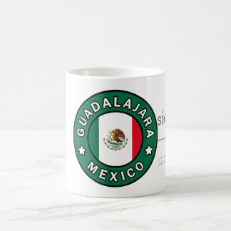 Guadalajara Mexico Coffee Mug