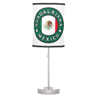 Guadalajara Mexico Desk Lamp