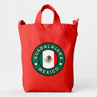 Guadalajara Mexico Duck Bag