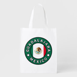 Guadalajara Mexico Grocery Bag