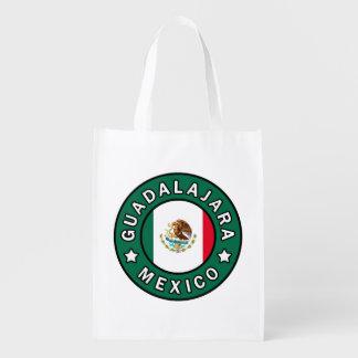 Guadalajara Mexico Grocery Bag