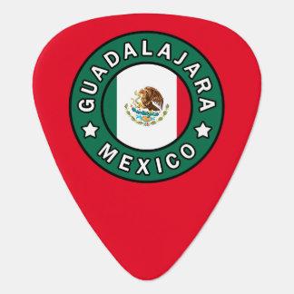 Guadalajara Mexico Guitar Pick
