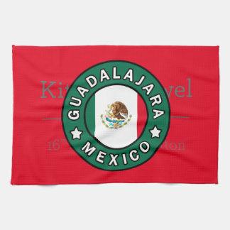 Guadalajara Mexico Kitchen Towel