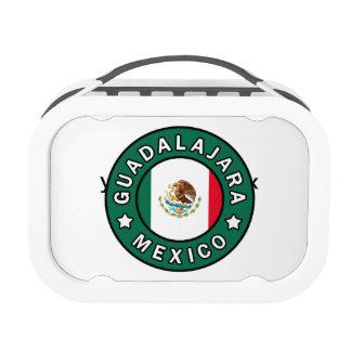 Guadalajara Mexico Lunch Box