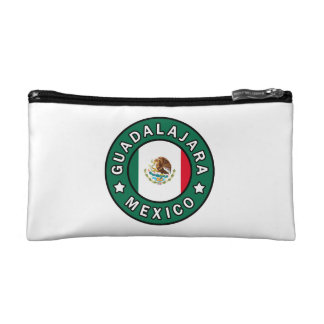 Guadalajara Mexico Makeup Bag