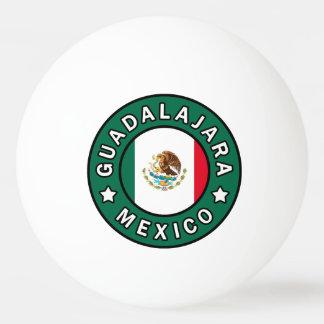 Guadalajara Mexico Ping-Pong Ball