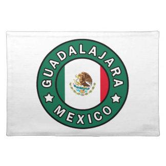 Guadalajara Mexico Placemat
