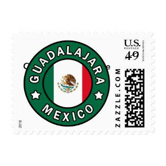 Guadalajara Mexico Stamp