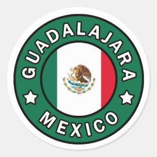 Guadalajara Mexico sticker