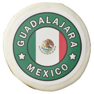 Guadalajara Mexico Sugar Cookie