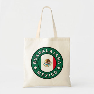 Guadalajara Mexico Tote Bag