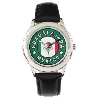 Guadalajara Mexico Wristwatch