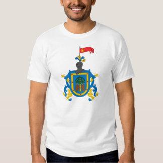 Guadalajara y Estado de Jalisco, Mexico Tee Shirts