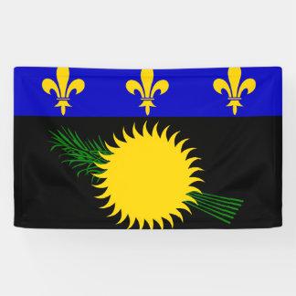 Guadaloupe Flag Banner