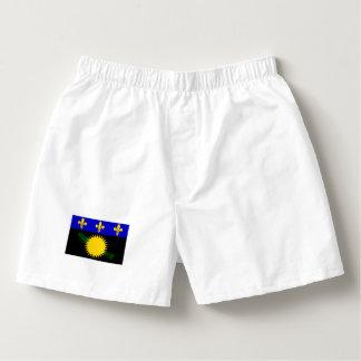 Guadaloupe Flag Boxers