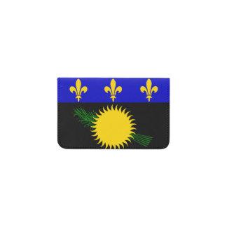 Guadaloupe Flag Business Card Holder