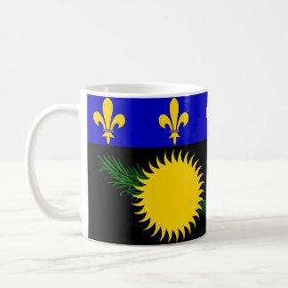 Guadaloupe Flag Coffee Mug