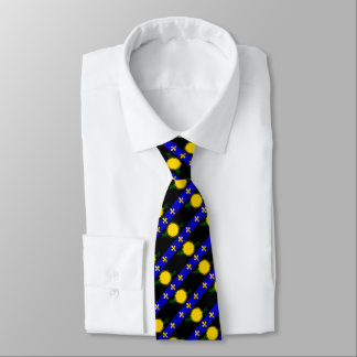 Guadaloupe Flag Tie