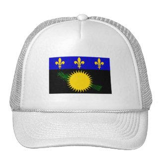Guadaloupe Flag Trucker Hat