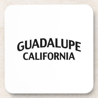 Guadalupe California Drink Coaster
