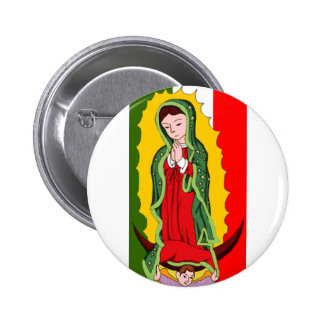 GUADALUPE CARTOON PRODUCTS PINS