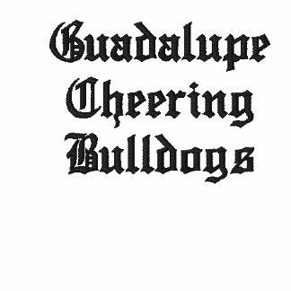 Guadalupe Cheering Bulldogs Polo Shirt