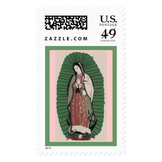 Guadalupe China Doll Postage