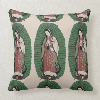 How To Make A Doll Decorative Pillow : Guadalupe Pillows - Decorative & Throw Pillows Zazzle