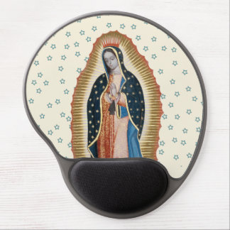 Guadalupe Gel Mousepad (i; P-stars, off-white)