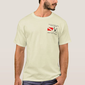 guadalupe great white shark T-Shirt