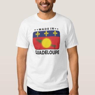 Guadalupe hizo poleras