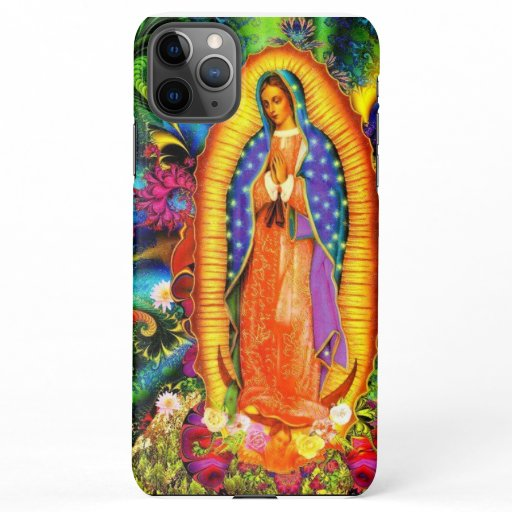 Guadalupe iPhone 11 Pro MaxSlim Fit Case iPhone 11Pro Max Case