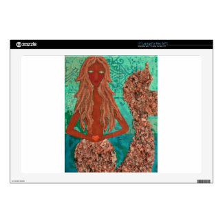 """Guadalupe.jpg 17"""" Laptop Skin"""