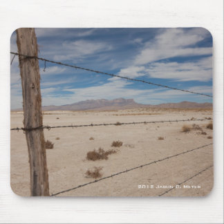 Guadalupe Mountains Mouse Pad