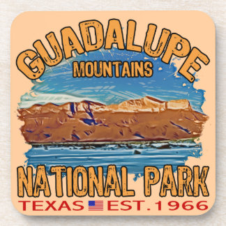 Guadalupe Mountains National Park Coaster