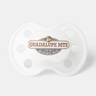 Guadalupe Mountains National Park Pacifier