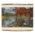 Guadalupe River Wood Panel
