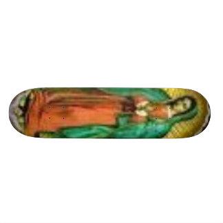 guadalupe skateboard deck