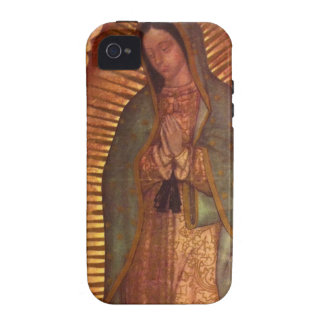 Guadalupe Tough Case iPhone 4 Cover