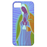 Guadalupe Ultraviolet iPhone 5 Cases