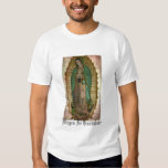Guadalupe, Virgen De Guadalupe Polera
