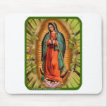 GUADALUPE VIRGIN  03  CUSTOMIZABLE PRODUCTS MOUSE PADS