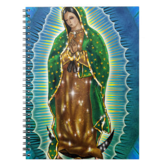 GUADALUPE VIRGIN  05 CUSTOMIZABLE PRODUCTS NOTEBOOK